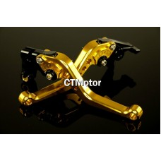 CTMotor 1999-2004 FOR YAMAHA YZF R6 YZFR6 YZF-R GOLD LEVER