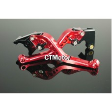 CTMotor 1999-2004 FOR YAMAHA YZF R6 YZFR6 YZF-R RED LEVER