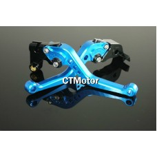 CTMotor 2004-2008 FOR YAMAHA YZF R1 YZFR1 YZF-R BLUE LEVER