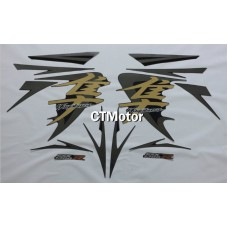 CTMotor High Quality Decal Stickers Set For 2008-2013 SUZUKI GSXR 1300 Hayabusa FAIRING H38