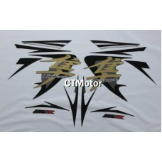 CTMotor High Quality Decal Stickers Set For 2008-2013 SUZUKI GSXR 1300 Hayabusa FAIRING H39